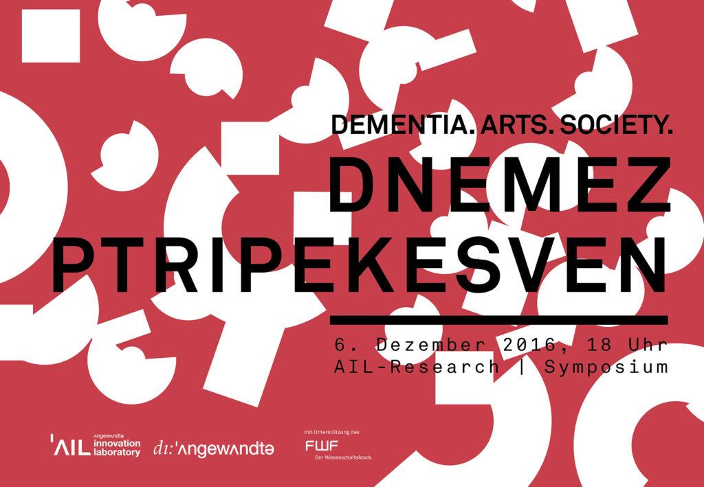 DEMENZ Perspektiven | AIL-Talks | Dementia. Arts. Society.